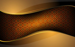 Abstract polygon texture background Royalty Free Stock Images
