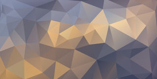 Abstract polygonal background Stock Image