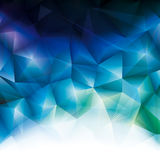 Abstract Polygonal Background. Royalty Free Stock Images