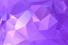 Free Abstract Polygonal Background. Futuristic Style. Geometric Colorful Triangle Texture. Mosaical Surface Royalty Free Stock Image - 134853006