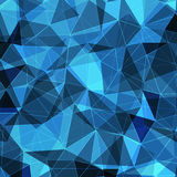 Abstract Polygonal Royalty Free Stock Image