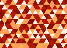 Abstract polygonal background. Geometric pattern. Vector backdro Stock Photos