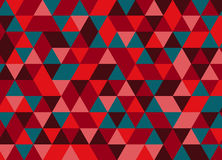 Abstract polygonal background. Geometric pattern. Vector backdro Royalty Free Stock Images