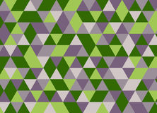 Abstract polygonal background. Geometric pattern. Vector. Backdrop Royalty Free Stock Images