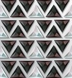 Abstract polygonal background. Triangles. Background for  design. Geometrical Stock Image