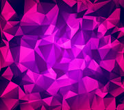 Abstract polygonal background. Triangles . Saturated contrasting elements .  Illustration. . Abstract polygonal background. Triangles . Saturated contrasting Royalty Free Stock Photos