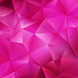 Abstract polygonal background,vector Royalty Free Stock Photography
