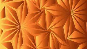 Abstract polygonal . Vector illustration for your design royalty free illustration