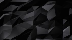 Abstract Polygonal black gold Golden Mesh contour Loop background.