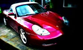 Abstract Porsche Royalty Free Stock Photos