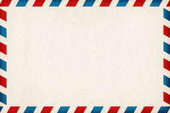 Abstract post envelope background Royalty Free Stock Image