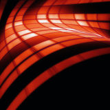 Abstract powerful light object Royalty Free Stock Photo