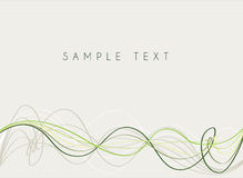Abstract presentation background Royalty Free Stock Photo