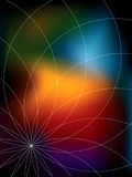 Abstract presentation background Stock Photo