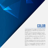 Abstract Presentation Template for Business Royalty Free Stock Photography