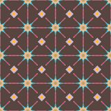 Abstract print. Tthnic geometric seamless patterns for background or wallpaper. 10 eps royalty free illustration