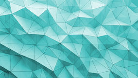 Abstract prism triangles geometric background. Abstract 3d background made from prisms and trianglular shapes Stock Photos