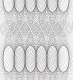 Abstract Psychedelisch Art Background Vector illustratie vector illustratie