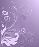 Abstract purple background Stock Image