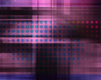 Abstract purple background Stock Photos