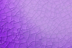 Abstract purple background with cracks Royalty Free Stock Image