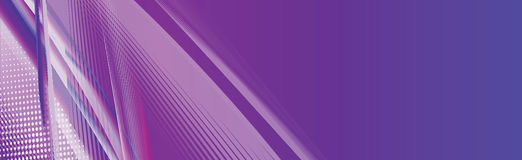 Abstract Purple Background with lines Royalty Free Stock Photography