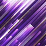 Abstract purple background with lighting effect Stock Images