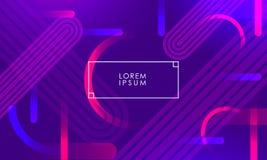 Abstract purple background stock illustration