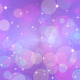 Abstract purple background wallpaper Royalty Free Stock Images
