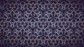 Abstract purple blue yellow color pattern wallpaper Stock Images