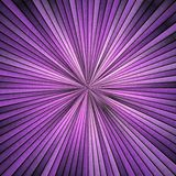 Abstract purple centrical bands background texture Stock Photography