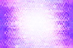 Abstract purple curves lines background. Royalty Free Stock Photos