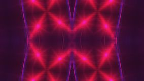 Abstract purple fractal lights, 3d render backdrop, computer generating background. Abstract purple fractal lights, 3d render backdrop, computer generating stock footage