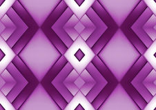 Abstract purple geometric background Stock Photos