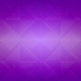 Abstract purple geometric polygonal background Stock Image