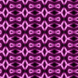 Abstract purple geometric seamless pattern Stock Image