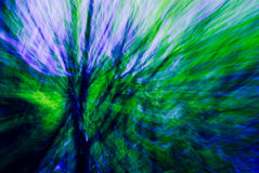 Abstract Purple,Green,Blue Royalty Free Stock Photography