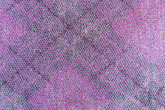 Abstract purple knitted fabric for the background Stock Photo