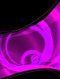 Abstract Purple Layout Stock Images