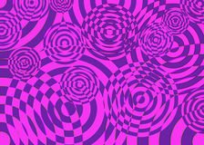 Abstract purple and pink image Royalty Free Stock Photography