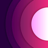 Abstract Purple Round Shapes Background Royalty Free Stock Images