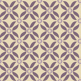 Abstract purple seamless pattern background illustration Stock Image