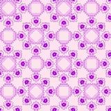 Abstract purple seamless texture Stock Photo