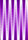 Abstract purple striped background, trendy violet and white design. FullHD video 1920x1080 Royalty Free Stock Photography