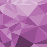 Abstract purple Triangle Background Royalty Free Stock Images