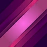 Abstract purple triangle shapes background Royalty Free Stock Images