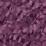 Abstract purple triangles seamless background Royalty Free Stock Photos
