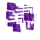 Abstract Purple and White Chaotic Stock Images