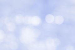 Abstract purple and white color nature blur and bokeh lighting b Stock Photography