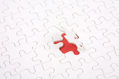 Abstract Puzzle Stock Photos